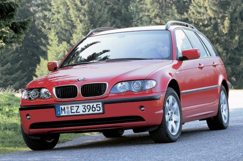 BMW 318i touring (2001)
