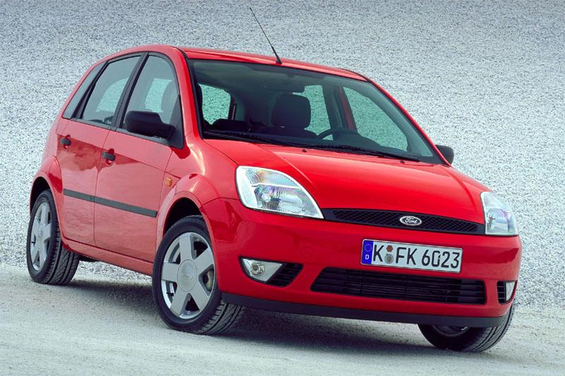 Ford Fiesta 1.3 Core (2002)