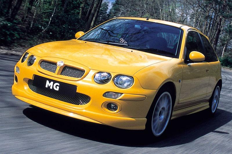 MG ZR 160 (2002)