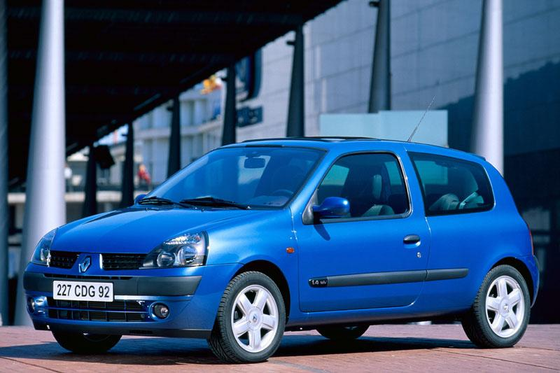 Renault Clio 1.5 dCi 80pk Initiale (2003)