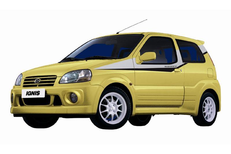 Suzuki Ignis 1.5 Sport (2003)