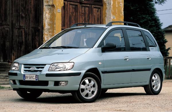 Hyundai Matrix 1.5 CRDi VGT DynamicVersion 2005
