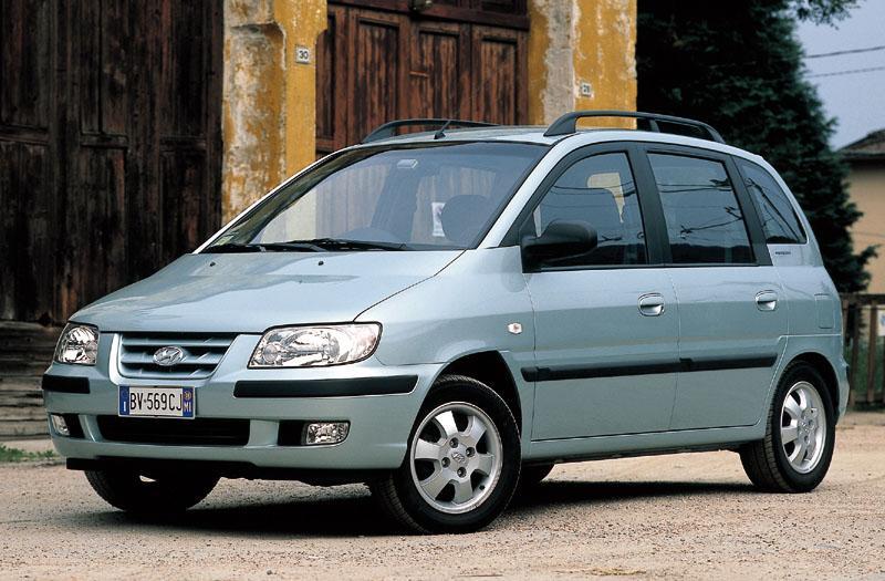 Hyundai Matrix 1.8i GLS (2003)