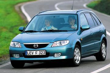 Mazda 323 FastBreak 2.0 Sportive (2002)