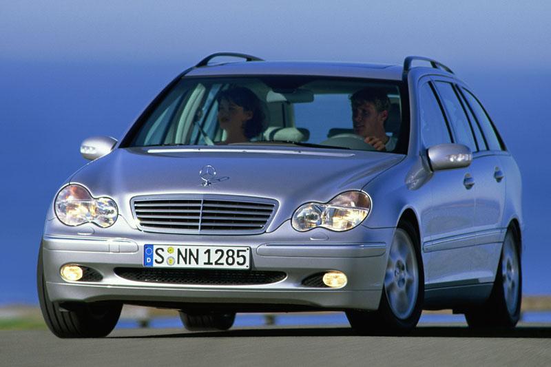 Mercedes-Benz C 270 CDI Avantgarde Combi (2001)