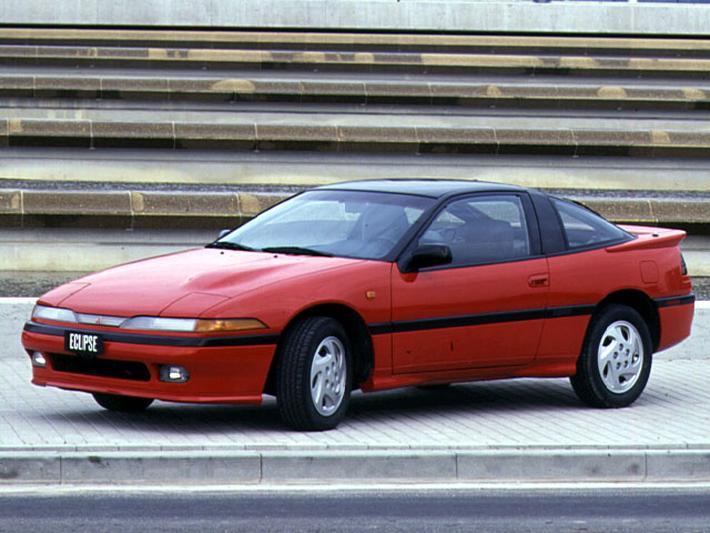 Mitsubishi Eclipse 2.0 GSi 16V (1993)