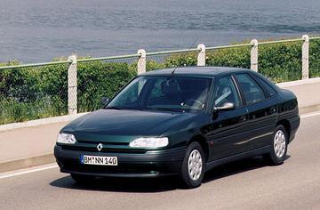 Renault Safrane RT 2.2Vi (1995)