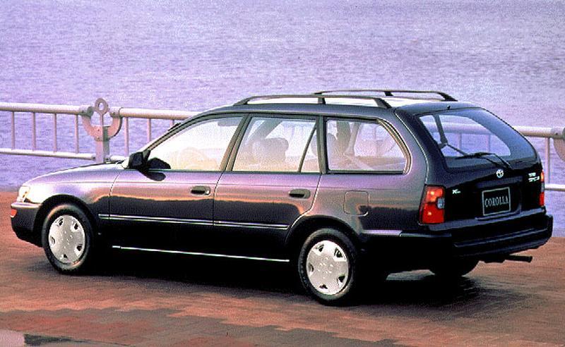 Toyota Corolla Stationwagon 2.0 D XL (1996)