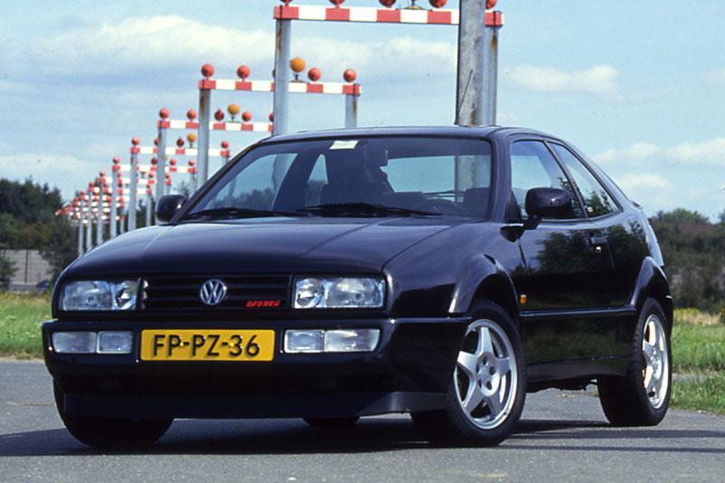 Volkswagen Corrado VR6 (1995)