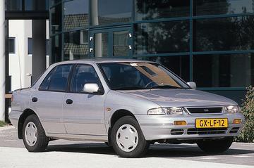 Kia Sephia 1.6i GTX (1995)