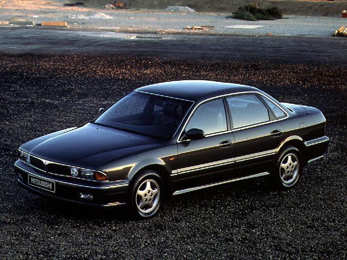 Mitsubishi Sigma 3.0i V6 DOHC (1995)
