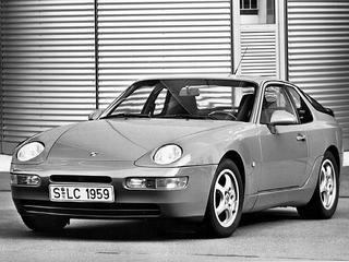 Porsche 968 Coupé (1993)