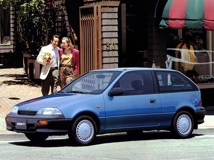 Suzuki Swift 1.3 GL (1995)
