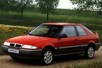 Rover 220 GSi (1995)