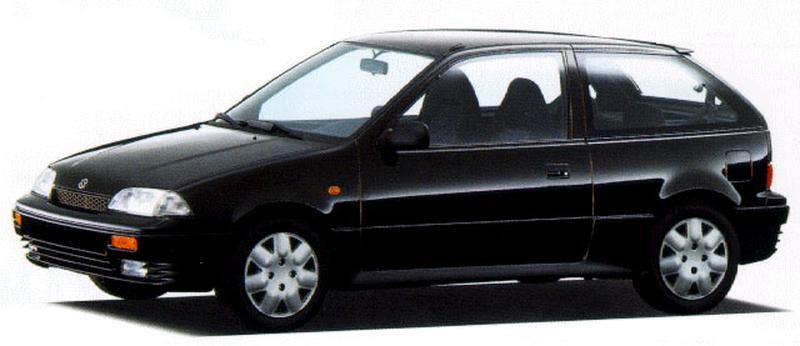 Suzuki Swift 1.3 GTi (1993)