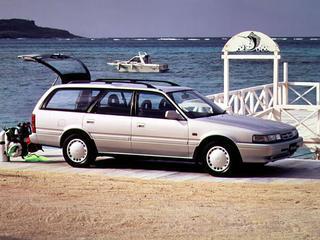 Mazda 626 Wagon 2.0i GLX (1997)
