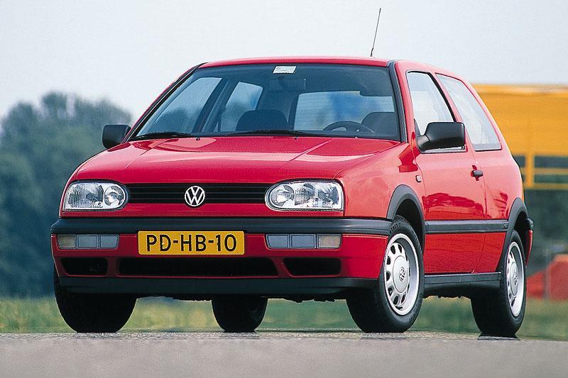 Volkswagen Golf 1.9 Diesel CL (1992)