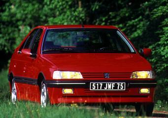 Peugeot 405 T-16 (1994)