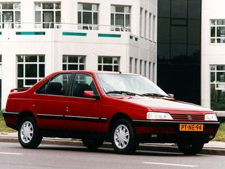 Peugeot 405 GRX 1.6i (1995)