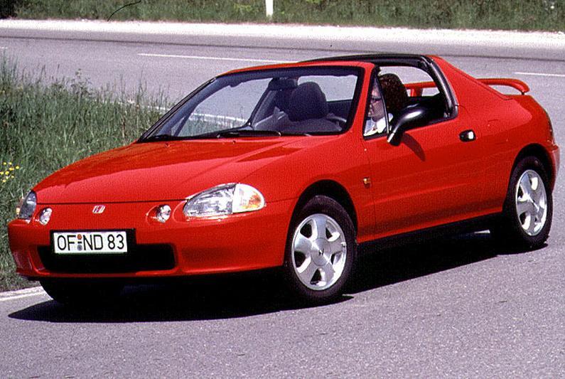 Honda CRX 1.6 ESi (1996)