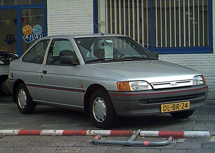 Ford Escort 1.4i CL (1992)