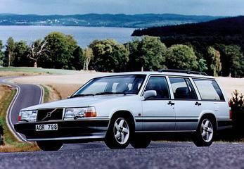 Volvo 940 Estate GL 2.3i (1993)