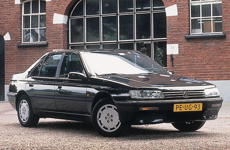 Peugeot 605 SV 3.0 (1991)