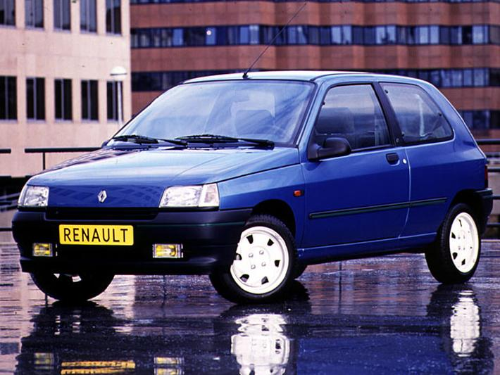 Renault Clio RT 1.8 (1992)
