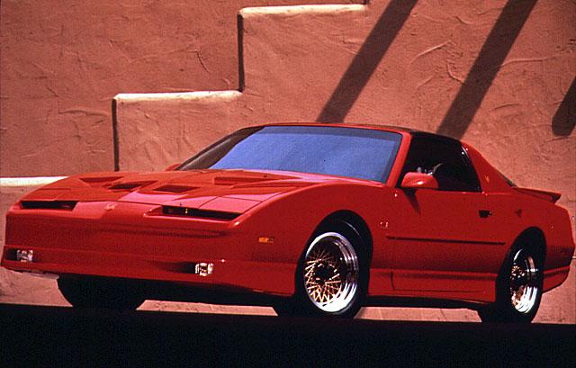 Pontiac Firebird Coupé