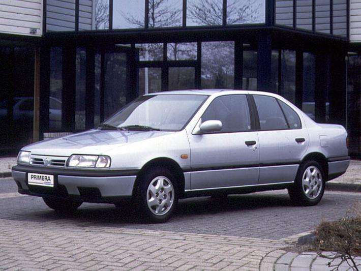 Nissan Primera 1.6 LX (1993)