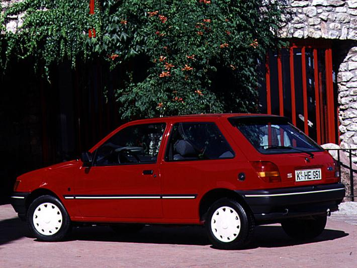 Ford Fiesta 1.1i Cheers (1991)