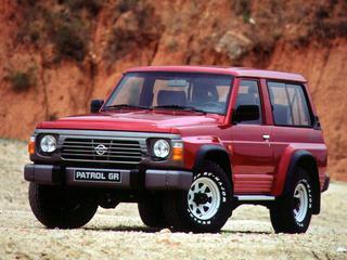 Nissan Patrol Hardtop GR 2.8 Turbo D (1991)