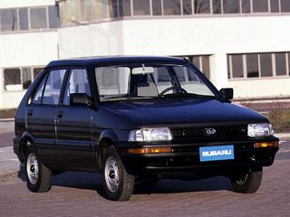Subaru Justy 1.2 GL (1989)