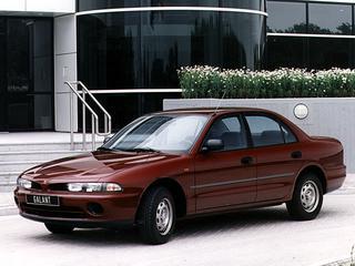 Mitsubishi Galant 2.0 TD GL (1996)