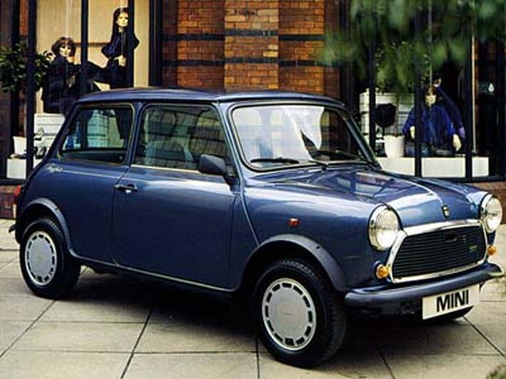 Austin Mini 1000 HLE (1983)