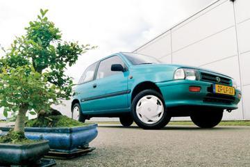 Suzuki Alto 1.0 GLS - 1999