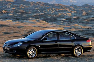 Kwaliteitsbalans: Peugeot 607