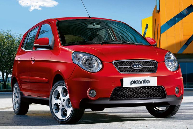 Kia Picanto 1.1 X-clusive (2011)