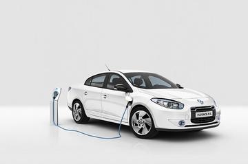 Terugblik: 'Renault presenteert eerste elektrische auto's'