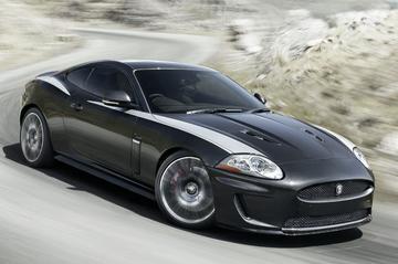 Jaguar XKR Special Edition naar Nederland