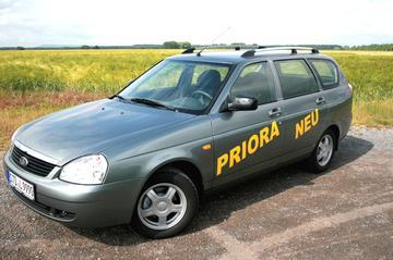 Lada Priora als stationwagen