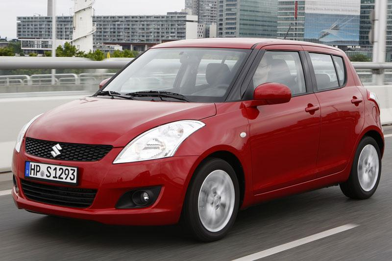 Suzuki Swift 1.2 Comfort (2012)