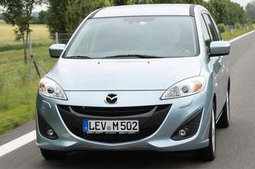 Gereden: Mazda 5