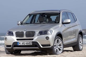 BMW X3 xDrive20d High Executive (2012)