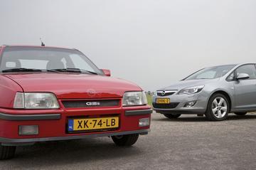 Opel Kadett - Opel Astra