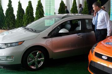 Chevrolet Volt in Amerika boven richtprijs