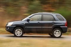 Kia Sportage 2.0 CVVT 2WD Fifteen