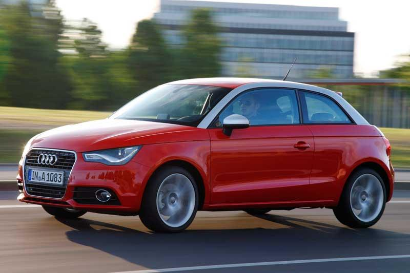Audi A1 Connect extra aangekleed