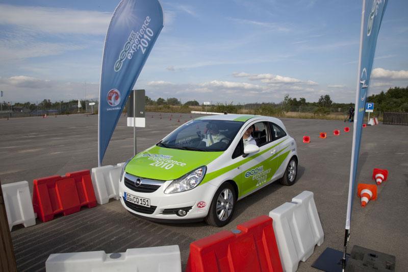 Finale Opel Ecoflex Experience 2010
