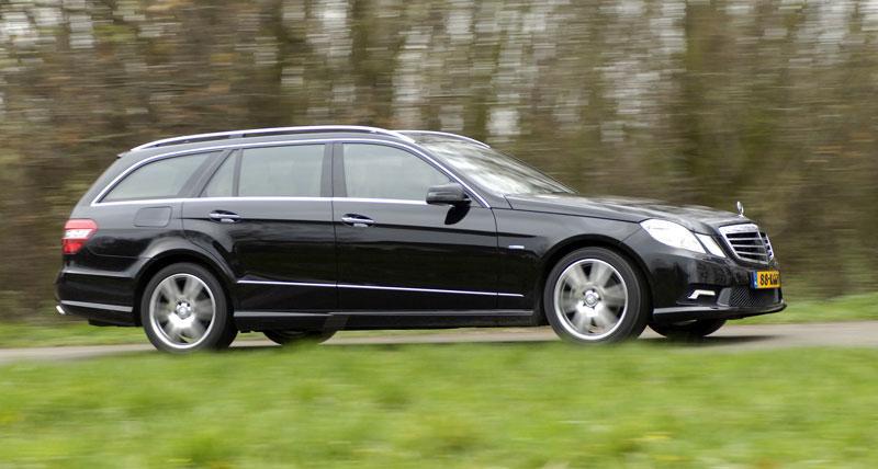 Mercedes-Benz E 350 CGI Blue Efficiency Estate (2010)